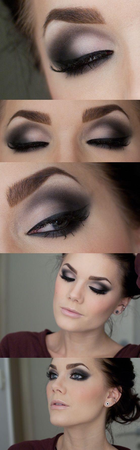 50 Shades of Darker Makeup Tutorials You Must See