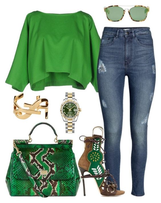 How To Wear Greenery Pantones Color Of The Year 2017