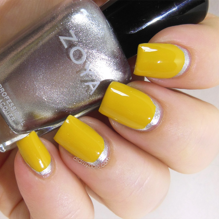 15 Lovely Mustard Nail Designs You Will Love To Copy Flawlessend