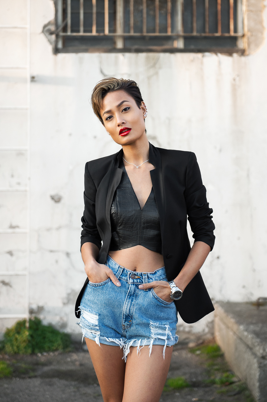 Micah Gianneli_Top fashion beauty style blogger_Smashbox Cosmetics_Shapematters_Lipgloss lip lacquer campaign_Streetstyle editorial_Chictopia