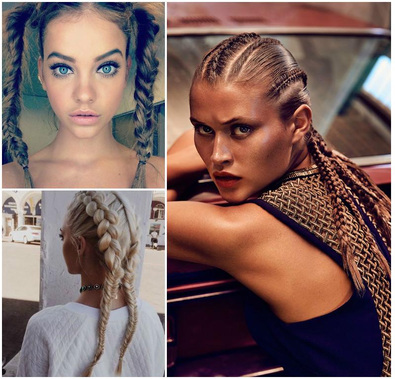 Braids Hair Trend 2015