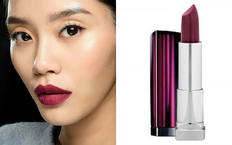 Rasberry Lipstick Trend 2015