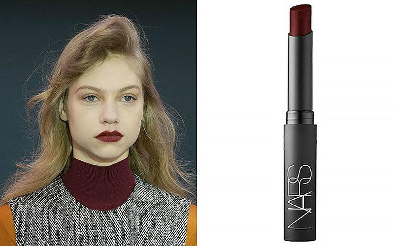Oxblood Lipstick Trends 2015