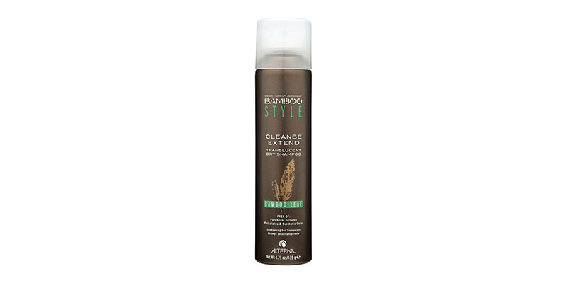 Bamboo Style Cleanse Extend Translucent Shampoo