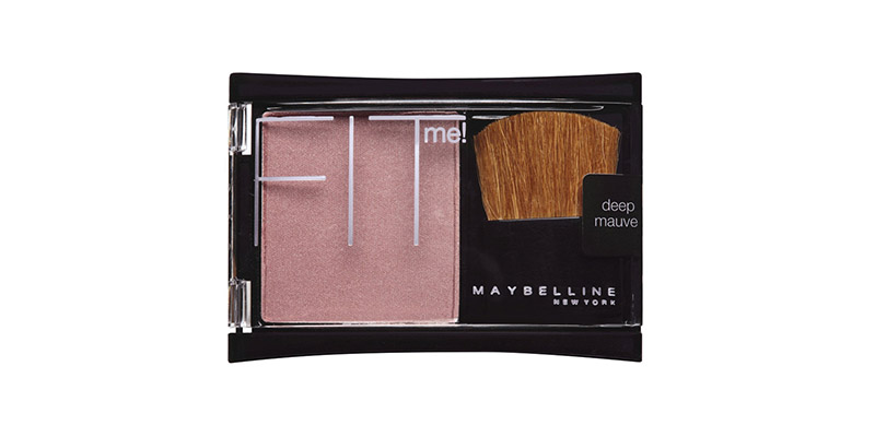 Maybelline New York Fit Me blush in Deep Mauve