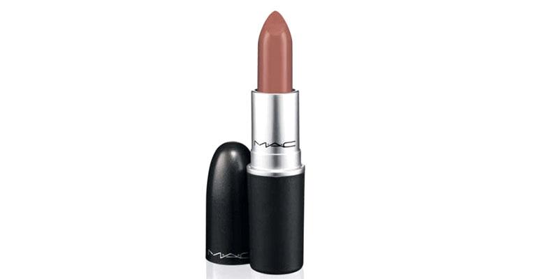 MAC Cosmetics Lipstick in Half 'n Half