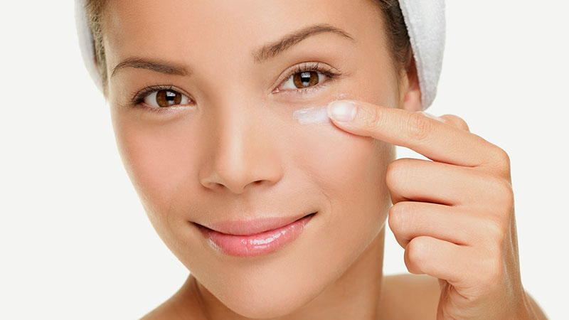 Cream Treatment for Under-Eye Bags