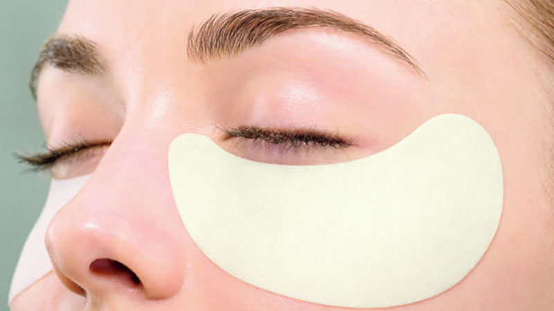 Under-Eye Mask Treatment for Under-Eye Bags