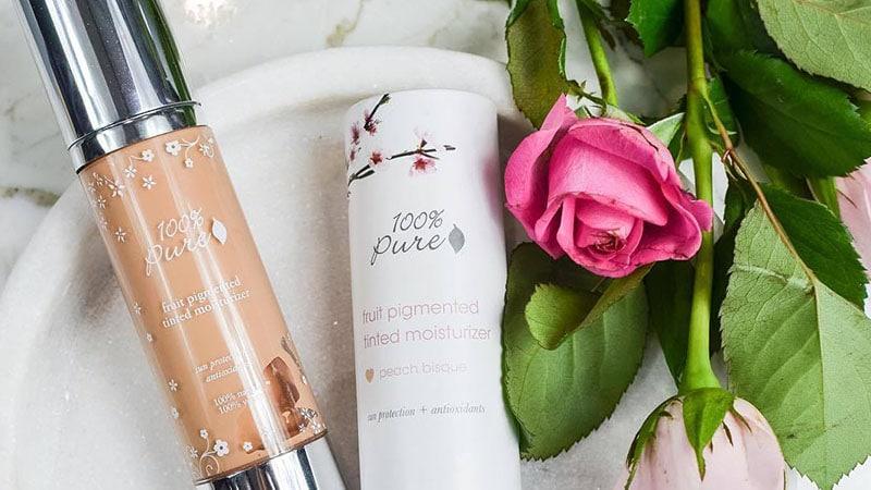 100% Pure Organic Makeup