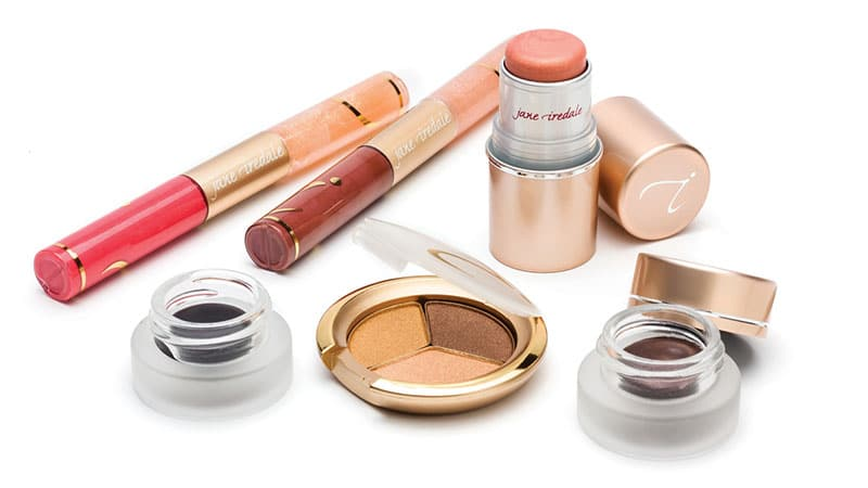 Jane Iredale Organic Makeup