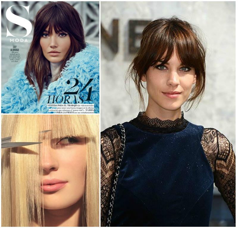 The Bang Hair Trend 2015
