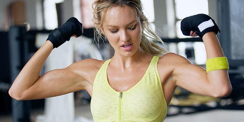 gym beauty
