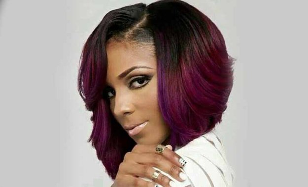 Short And Colorful Hairstyle   Homecoming Dance Hairstyles Inspiration Perfect For The Queen
