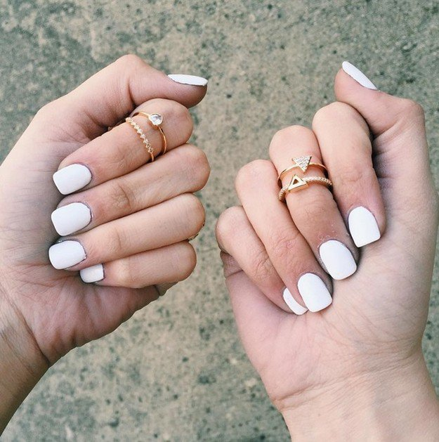 OPI, Alpine Snow | 30 Gorgeous Fall Nail Colors You Should Definitely Try