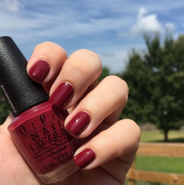 OPI, We The Female | Gorgeous Fall Nail Colors You Should Definitely Try