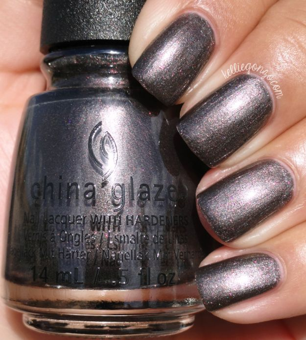 China Glaze, Heroine Chic | Gorgeous Fall Nail Colors You Should Definitely Try
