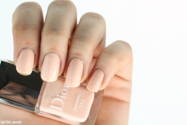 Dior, Minimal | 30 Gorgeous Fall Nail Colors You Should Definitely Try
