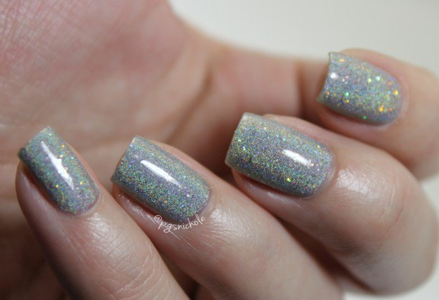 Orly, Mirrorball | 30 Gorgeous Fall Nail Colors You Should Definitely Try