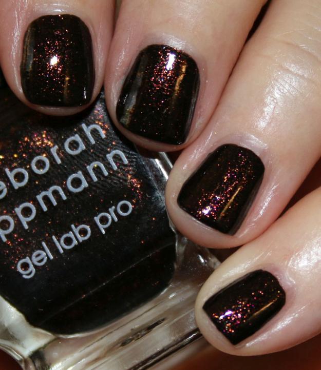 Deborah Lippmann, All Night Long | 30 Gorgeous Fall Nail Colors You Should Definitely Try