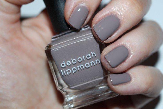 Deborah Lippmann, She Wolf | 30 Gorgeous Fall Nail Colors You Should Definitely Try