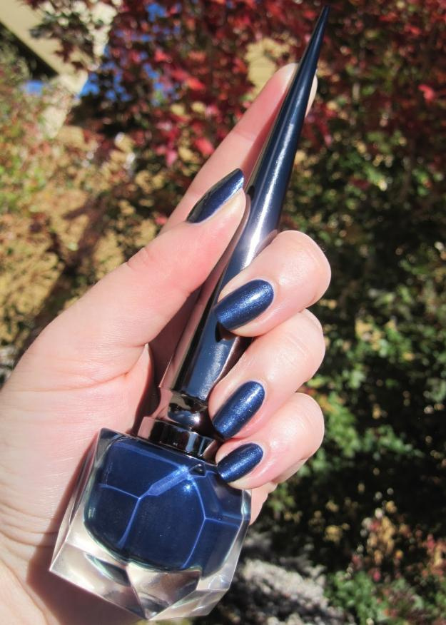 Christian Louboutin , Bianca | 30 Gorgeous Fall Nail Colors You Should Definitely Try