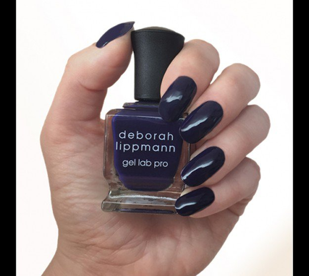 Deborah Lippmann, After Midnight | 30 Gorgeous Fall Nail Colors You Should Definitely Try