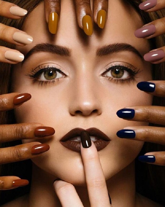 The line was inspired by her love for nail polish | Kathleen Lights Nail Polish | Newest Line For Your Nail Designs