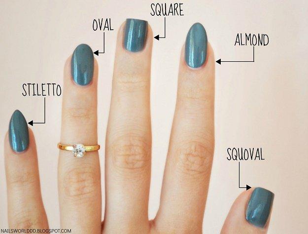 Manicure Hacks | Perfect Nail Shape | 32 Amazing Manicure Hacks You Should Know | Makeup Tutorials