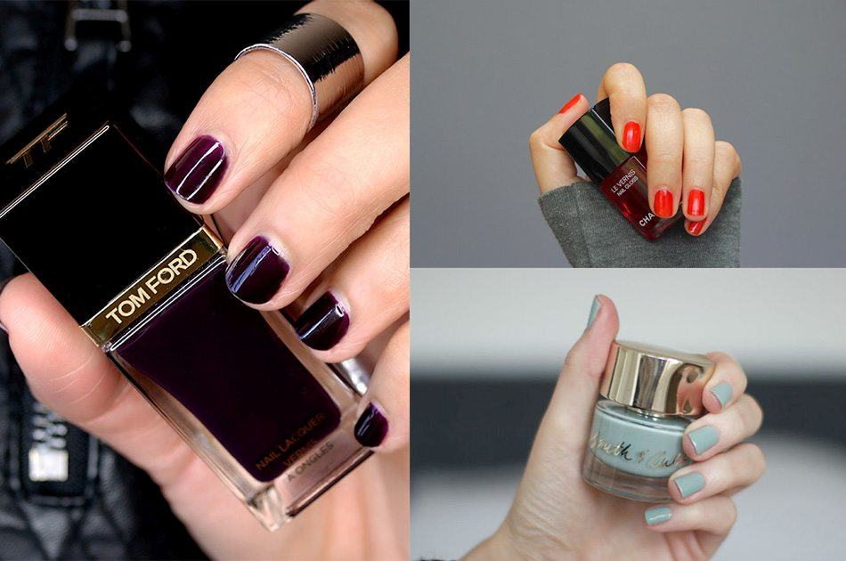 30 Gorgeous Fall Nail Colors You Should Definitely Try