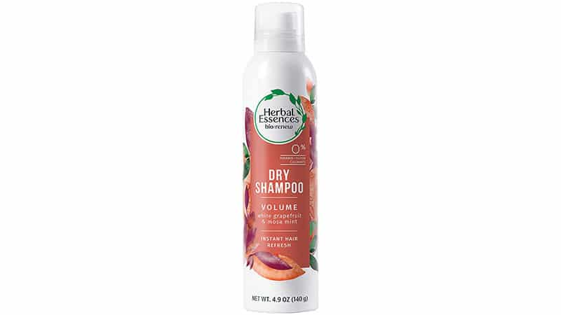 Herbal Essences Biorenew White Grapefruit & Mosa Mint Dry Shampoo