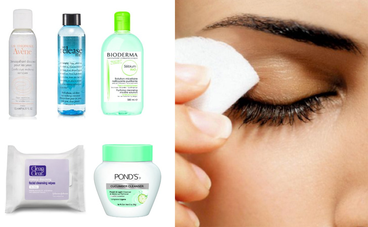5 Best Makeup Removers For Oily Skin