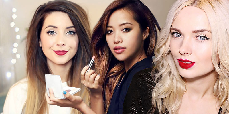 Our Favourite Beauty Tips from V-Bloggers - Banner