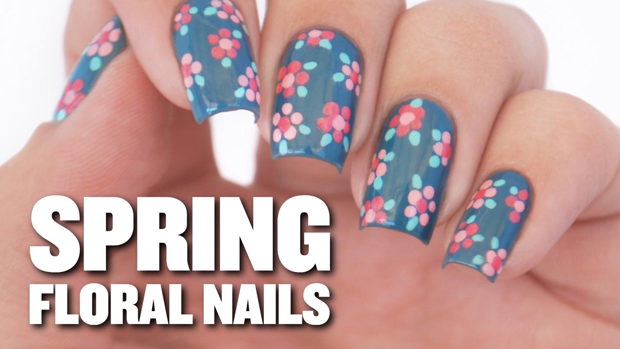 Spring Nail Art Designs 2016
