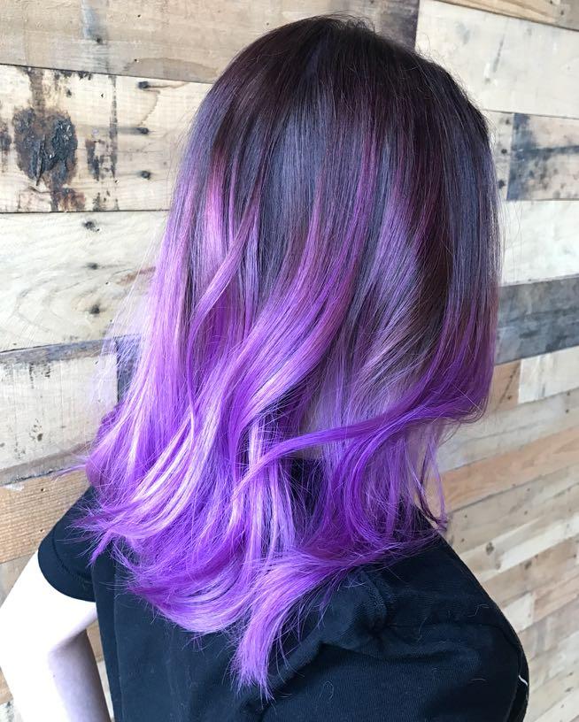 Lavender Hair Color Ideas