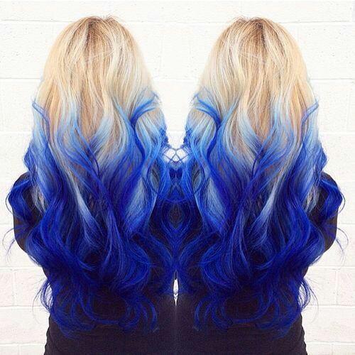 Light Blue Coloring Ideas Haircolor