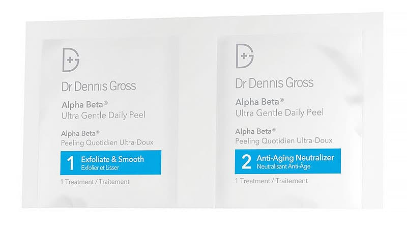 Dr. Dennis Gross Alpha Beta Ultra Gentle Daily Peel
