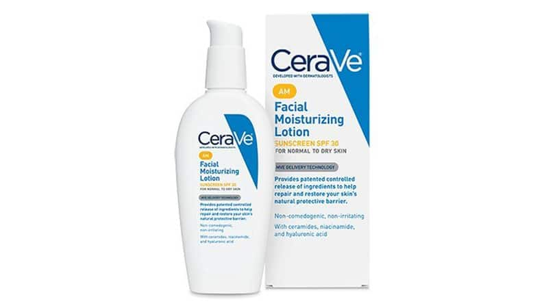 CeraVe Moisturizing Facial Lotion AM SPF 30