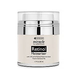 Radha Beauty Retinol Moisturizer Cream for Face