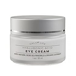 Calily Life Hyaluronic Acid Eye Cream with Dead Sea Minerals