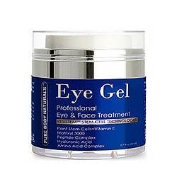 Pure Body Naturals Eye Cream for Dark Circles Puffiness
