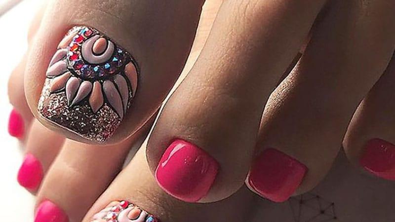Big Toe Art
