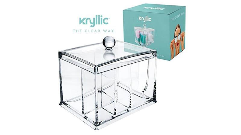 Kryllic Clear Makeup Organizer