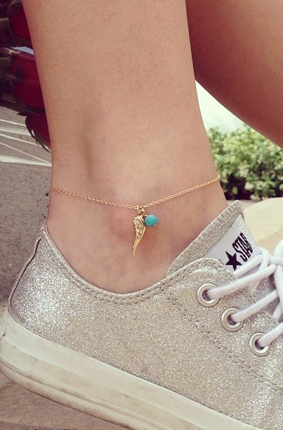 Wing Anklet