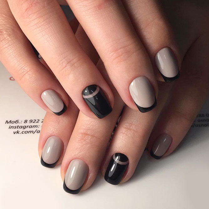 Strict Monochromatic Nail Designs picture 3
