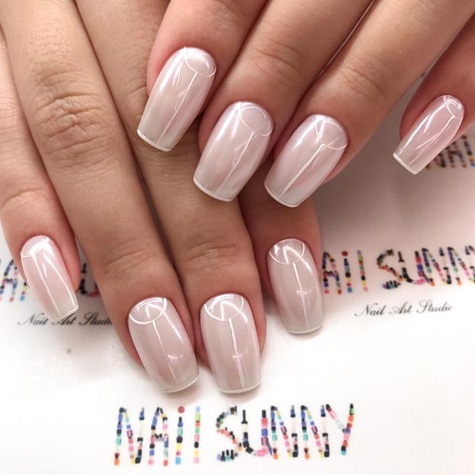 Linear French Tips picture 2