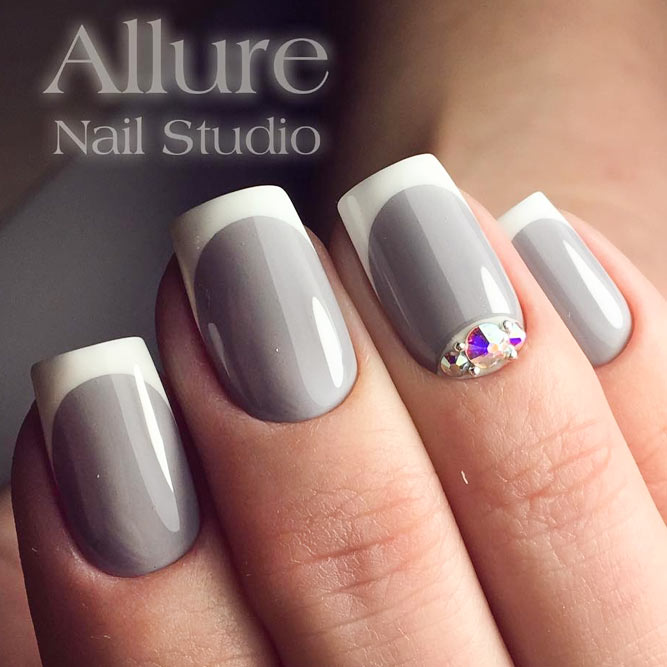 Strict Monochromatic Nail Designs picture 2