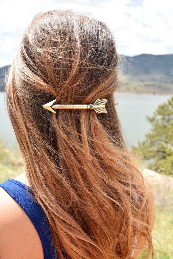 arrow hair cilp