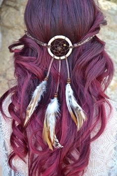 dream catcher headband