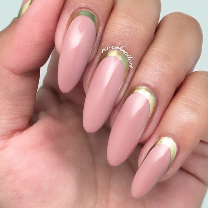 Bold Ruffian Nail Art Designs