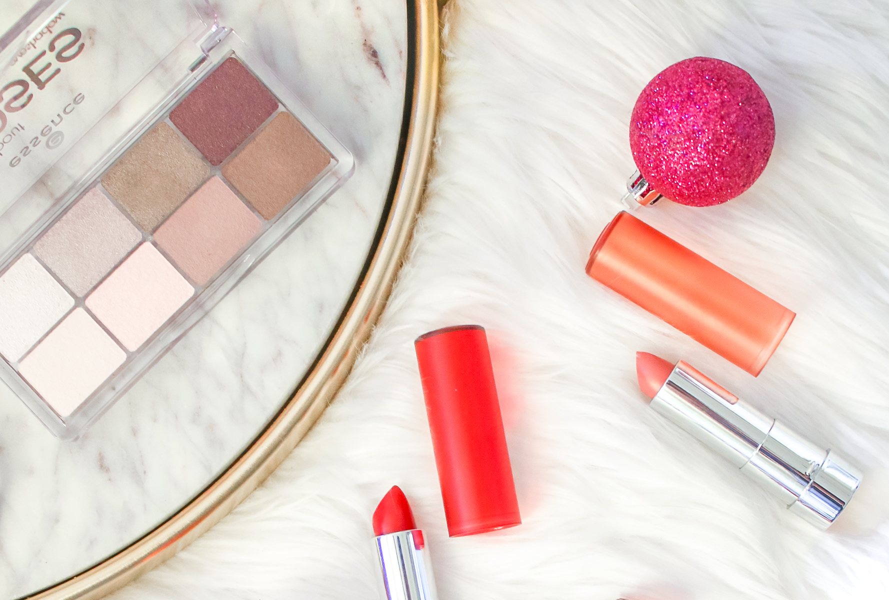 The best affordable but good quality makeup from essence cosmetics (including the best lipstick under $5) by southern fashion blogger Stephanie Ziajka from Diary of a Debutante